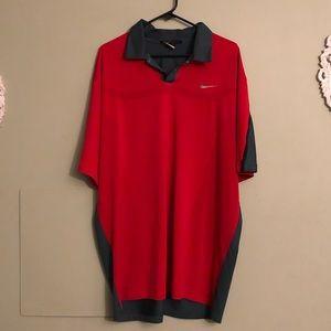 Nike Dri-Fit Golf Polo - Tiger Woods